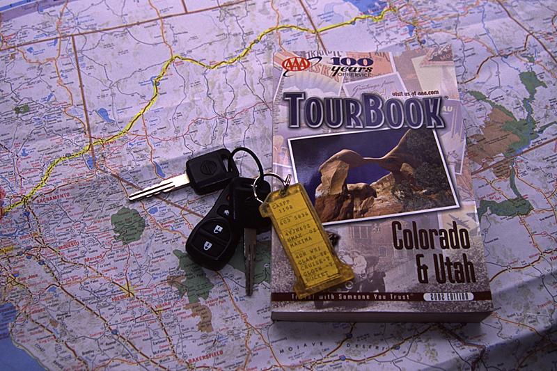 Road trip to Glacier National Park, September, 2002