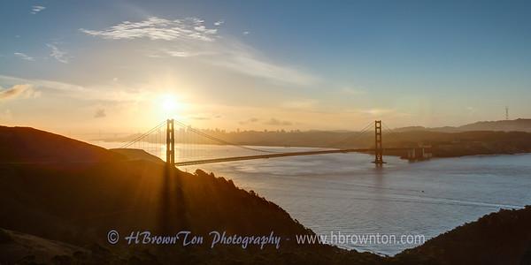Golden Gate Bridge 2014