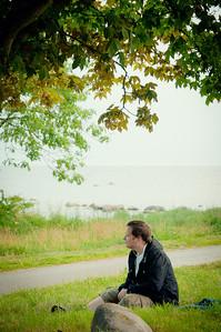 Fredrik i Almedalen 2011