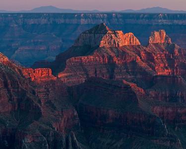 Grand Canyon National Park - North Rim, Arizona