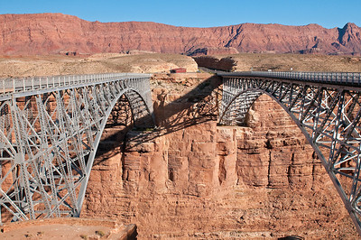Navaho Bridge, Arizona