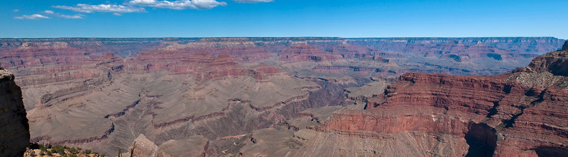 Panoramic, Grand Canyon National Park - South Rim, AZ