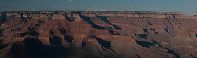 Panoramic, Grand Canyon National Park - South Rim, AZ