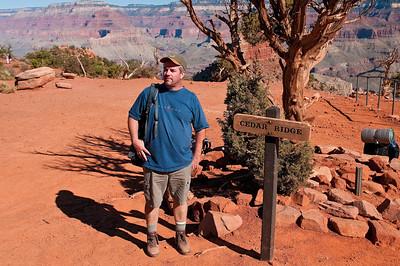 Robb, Grand Canyon National Park - South Rim, AZ