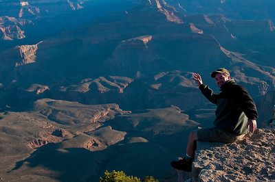 Robb, Grand Canyon National Park - South Rim, AZ