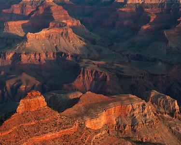 Grand Canyon National Park - South Rim, AZ