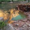 Pumpkin Springs #1<br /> River Mile 213, Colorado River, Grand Canyon National Park<br /> 2012