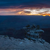 Mather Sunrise<br /> Mather Point, Grand Canyon National Park<br /> 2012