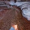 Matkat Reflections<br /> Matkatamiba Canyon, River Mile 148, Colorado River, Grand Canyon National Park<br /> 2009