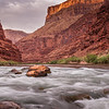 North Canyon Rapids #1<br /> River Mile 20, Colorado River, Grand Canyon National Park<br /> 2009