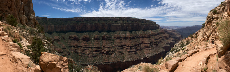 Grand Canyon panorama from South Kaibab