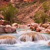 Turquoise Dreams<br /> Havasu Creek, River Mile 156, Colorado River, Grand Canyon National Park<br /> 2009