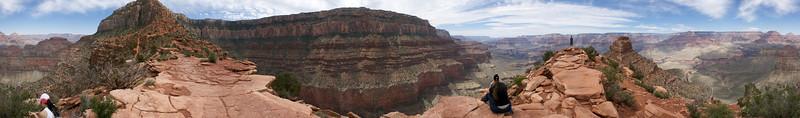 360˚ Panorama from Cedar Ridge
