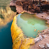 Pumpkin Springs #2<br /> River Mile 213, Colorado River, Grand Canyon National Park<br /> 2012