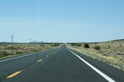 Arizona road