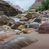 Randy's Rock<br /> River Mile 127, Colorado River, Grand Canyon National Park<br /> 2014