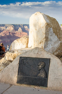 Sign in Grand Canyon