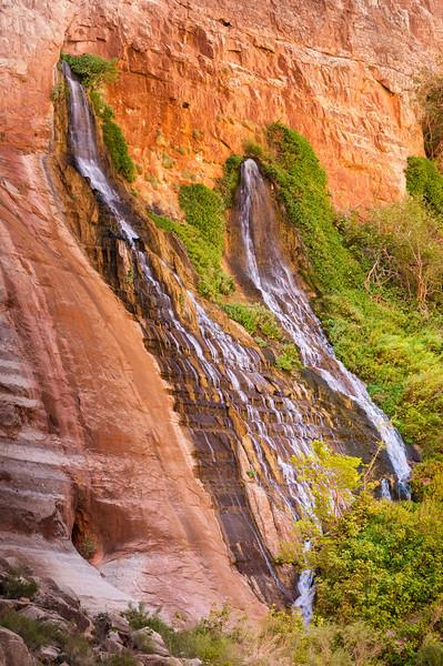 Vassey's Paradise #1<br /> River Mile 32, Colorado River, Grand Canyon National Park<br /> 2009