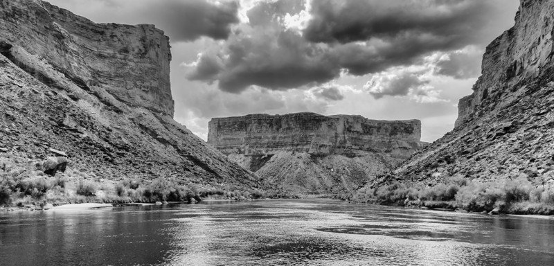 Soap Creek Butte<br /> River Mile 11, Colorado River, Grand Canyon National Park<br /> 2009