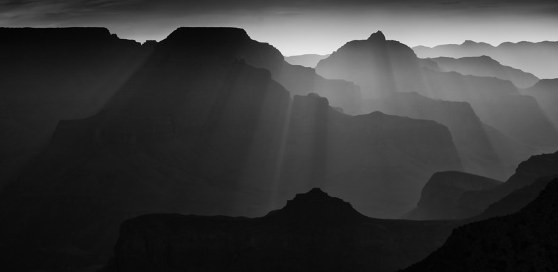 Light<br /> Mather Point, Grand Canyon National Park<br /> 2012