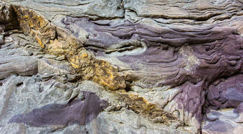Melted Rock<br /> Seventy-Five Mile Canyon, River Mile 75, Colorado River, Grand Canyon National Park<br /> 2014