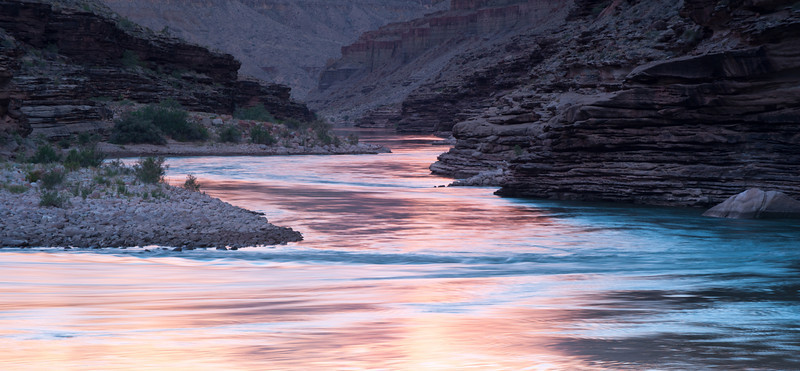 Conquistador Aisle #1<br /> River Mile 120, Colorado River, Grand Canyon National Park<br /> 2012