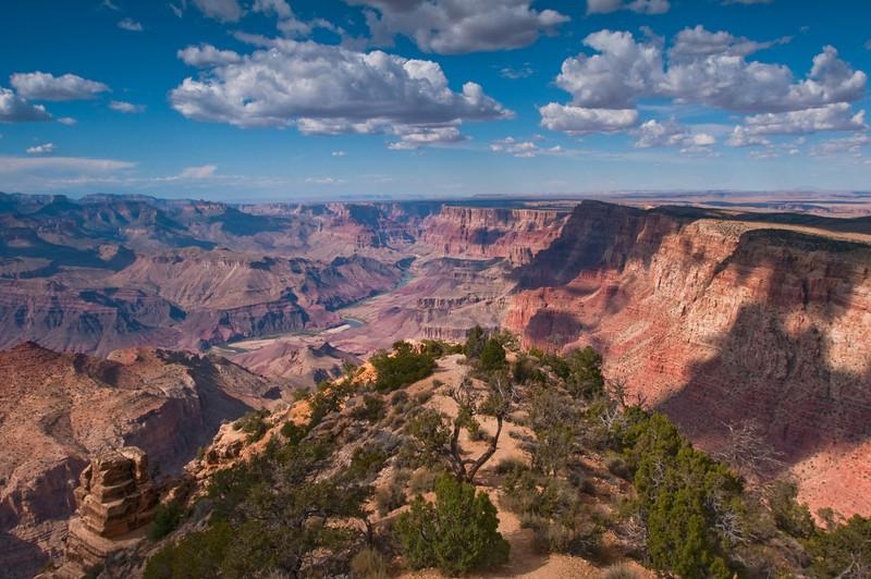 Desert View<br /> Desert View Overlook, South Rim, Grand Canyon National Park, Arizona<br /> 2009
