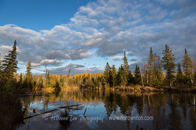 Grand Portage Beaver Pond Reflections