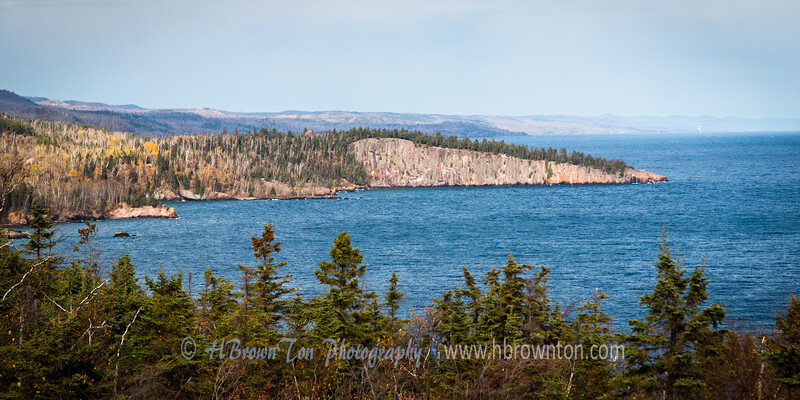 Overlooking Shovel Point, Lake Superior