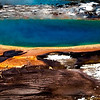 Grand Prismatic Pool,  Yellowstone National Park.