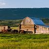 Horse barn, Mormon Row, Grand Teton National Park