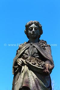 Easton Cemetery, Easton PA  April 2014