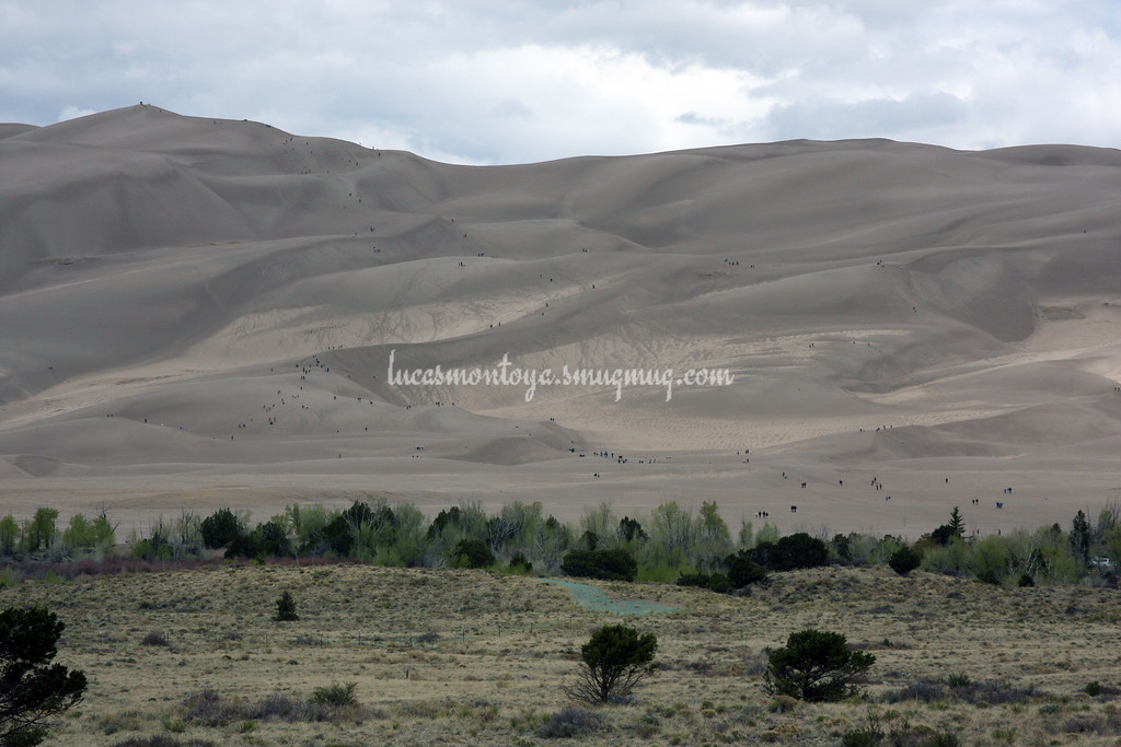 Great Sand Dunes National Park, Colorado - 21 May 2011