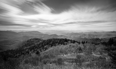 Blue Ridge Parkway, Smoky Mountains