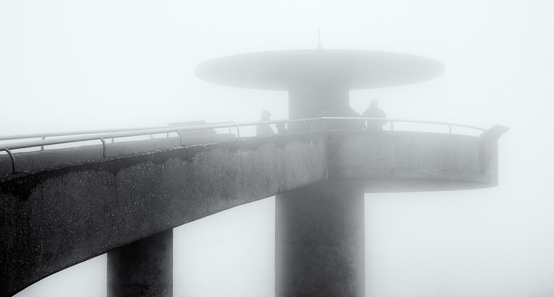 Observatory at Clingmans Dome
