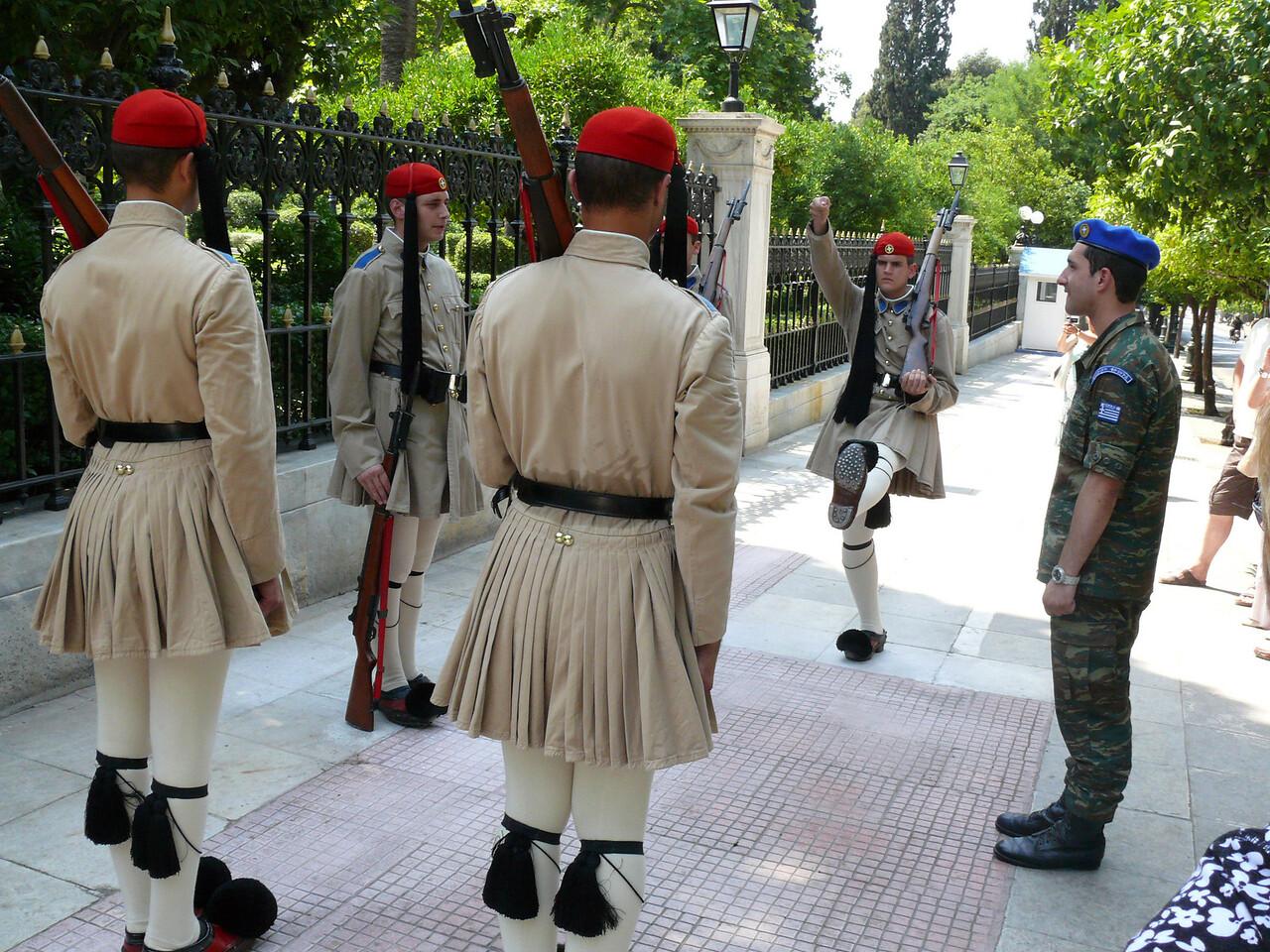 102_832 Greece Guard