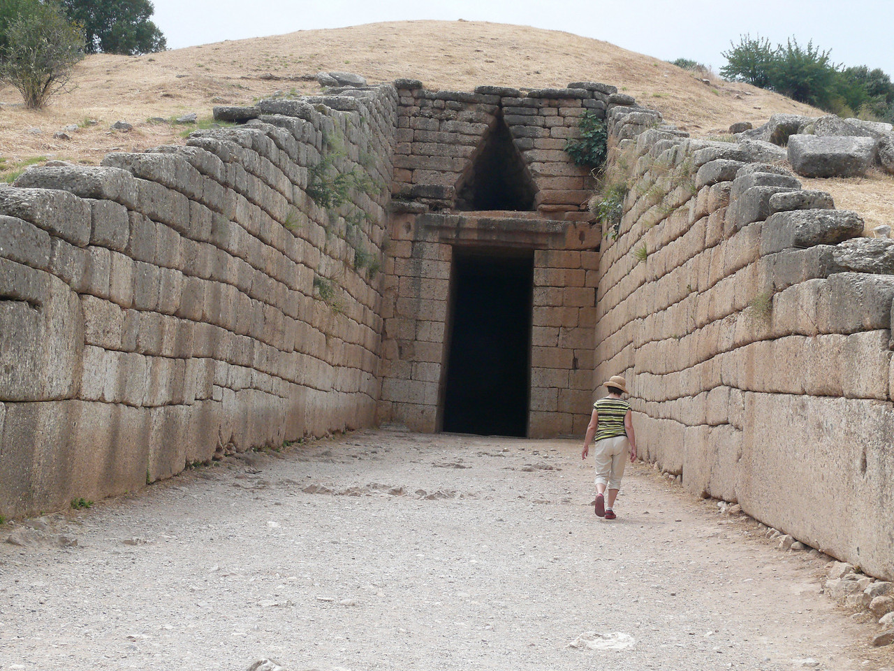 102_970 Greece Mycenae Ibi