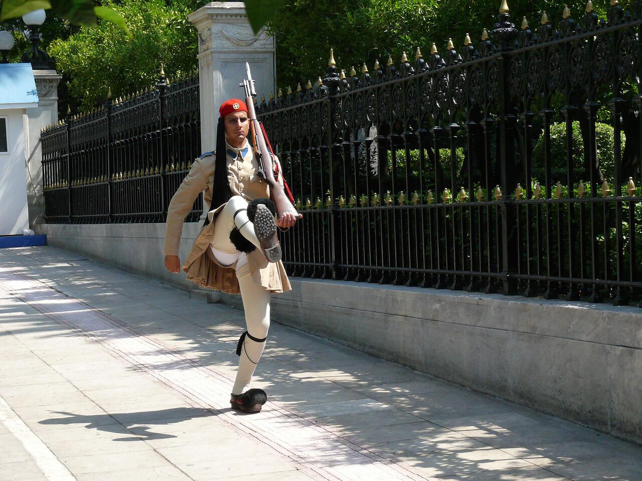 102_818 Greece Guard