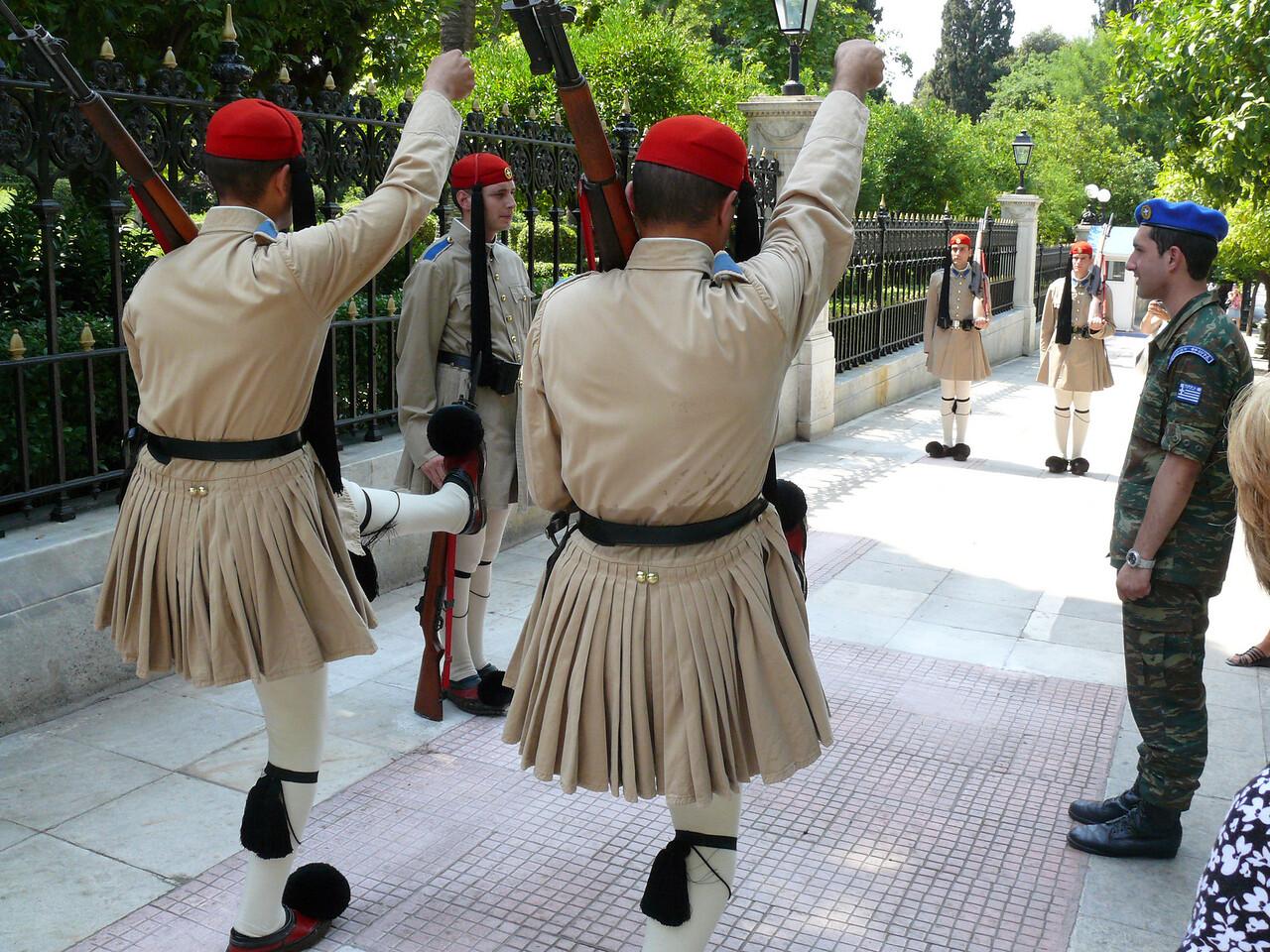 102_829 Greece Guard