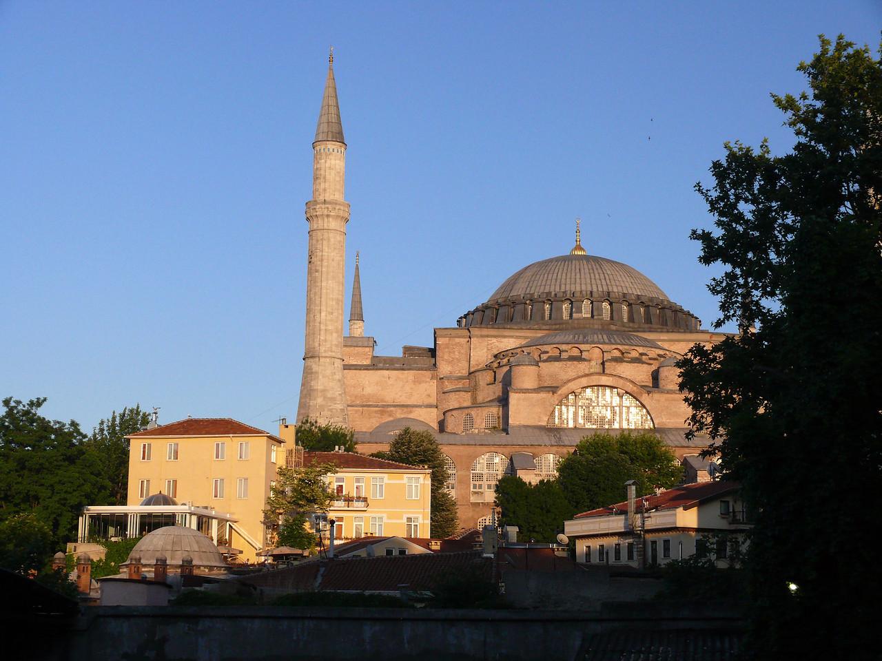 103_820 Turkey Istanbul Hagia Sophia