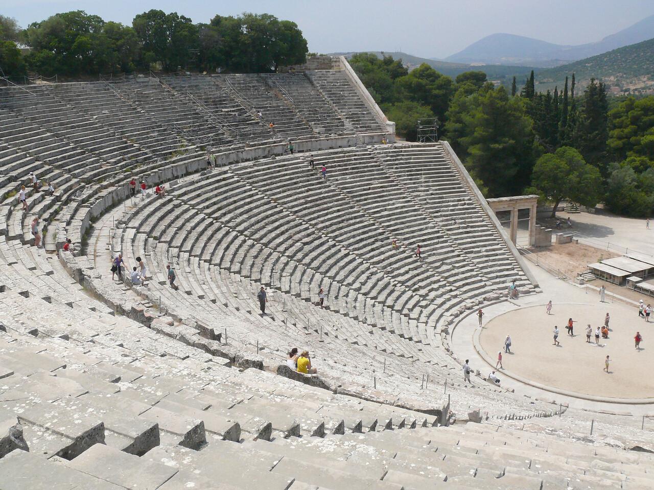 102_910 Greece Epidavros