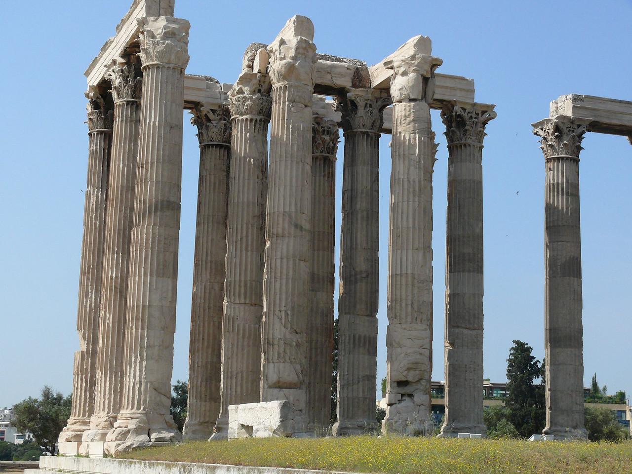 102_789 Greece Temple of Olympian Zeus