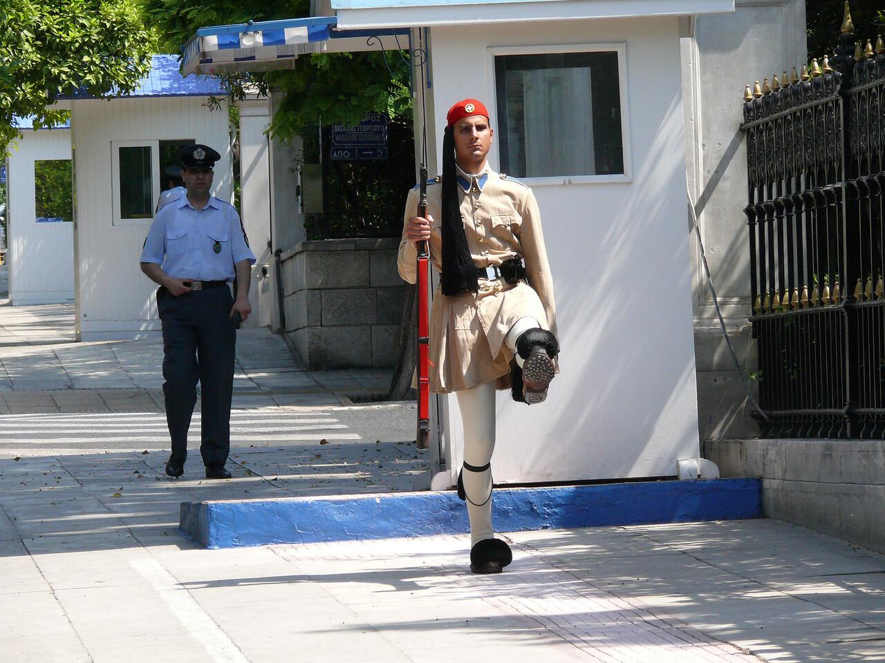 102_815 Greece Guard
