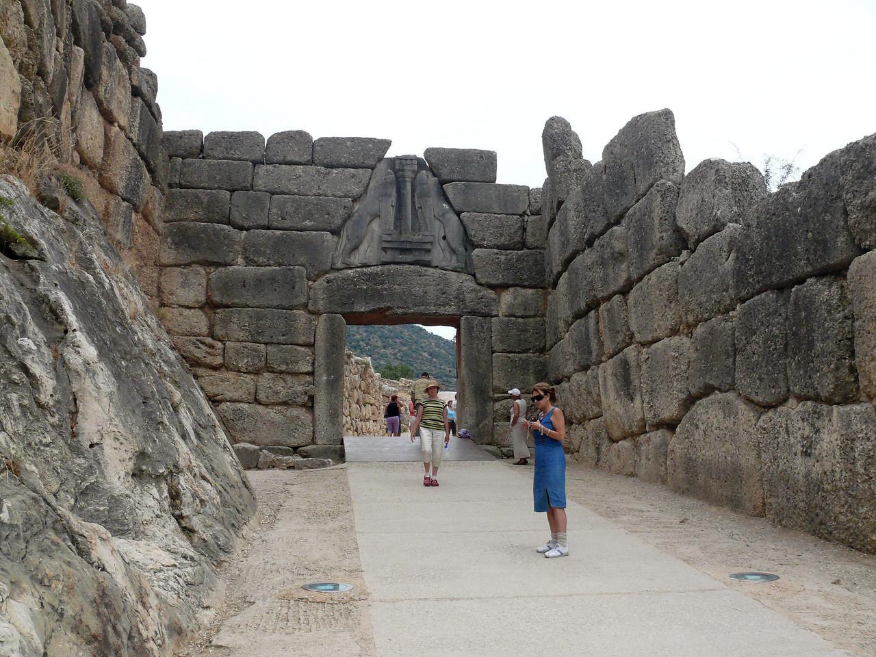 102_974 Greece Mycenae Ibi Roberta