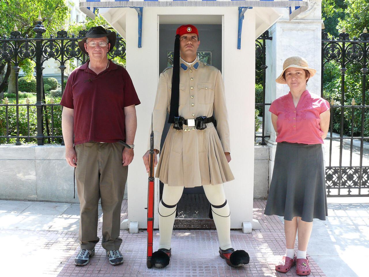 102_808 Greece Guard Stan Ibi