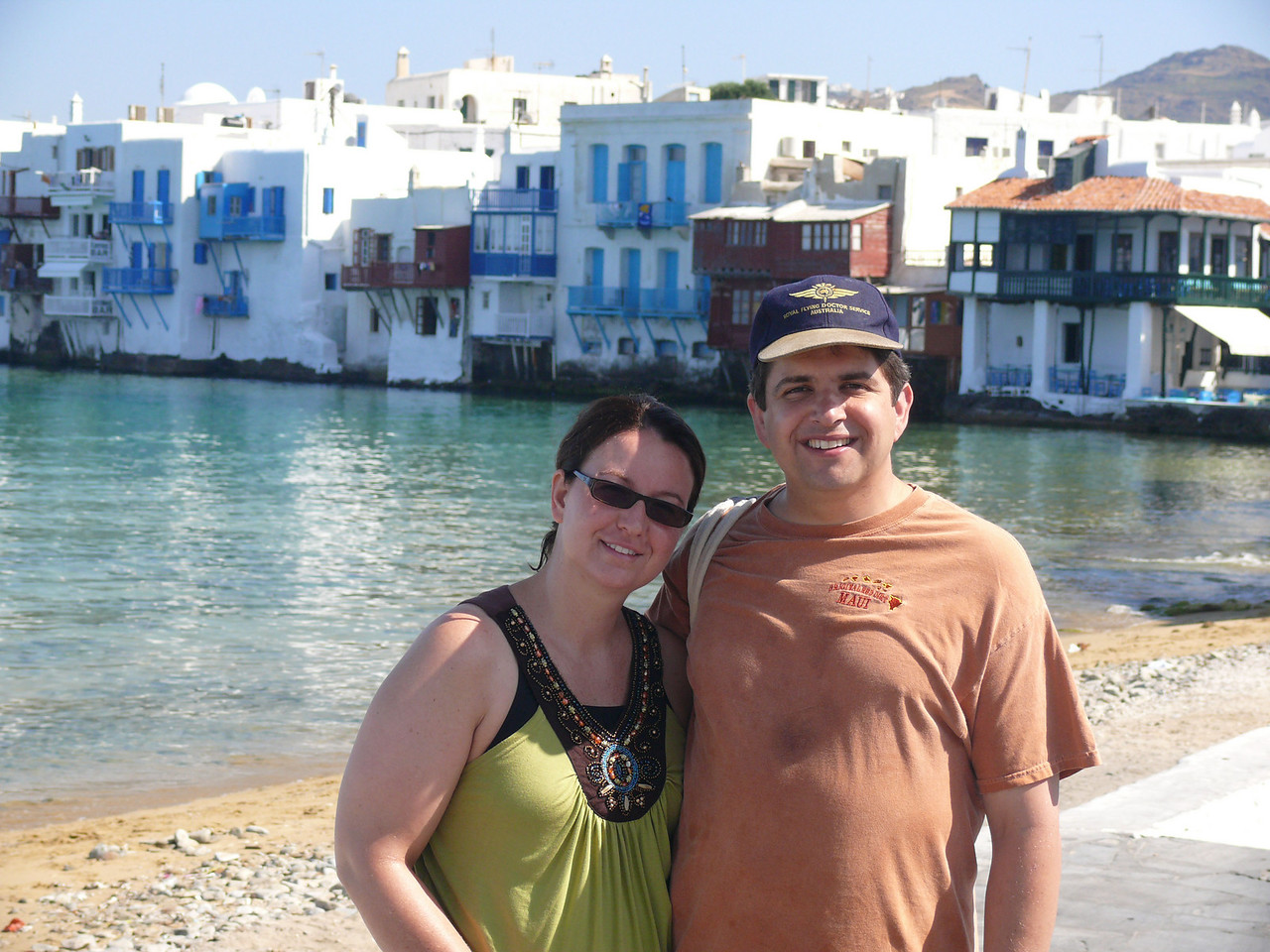 103_339 Greece Mykonos Erin Joe