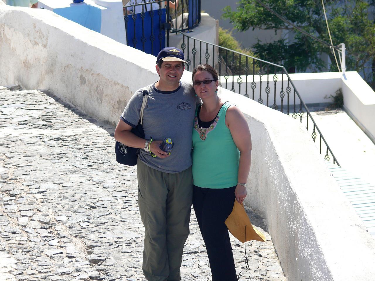 103_389 Greece Santorini Joe Erin