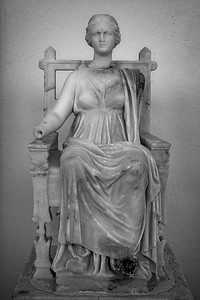 Statuette of Cybele from the House of Dionysos