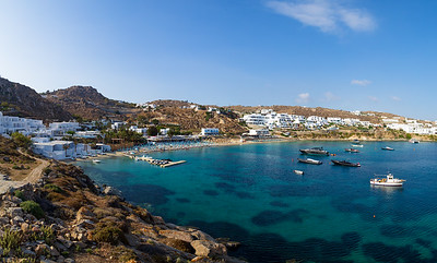 Nammus Beach, Mykonos, Greece