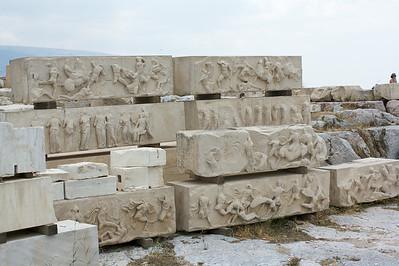 Acropolis friezes